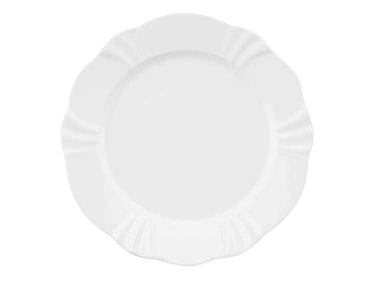 Набор тарелок Oxford белый 23 см (6 шт)