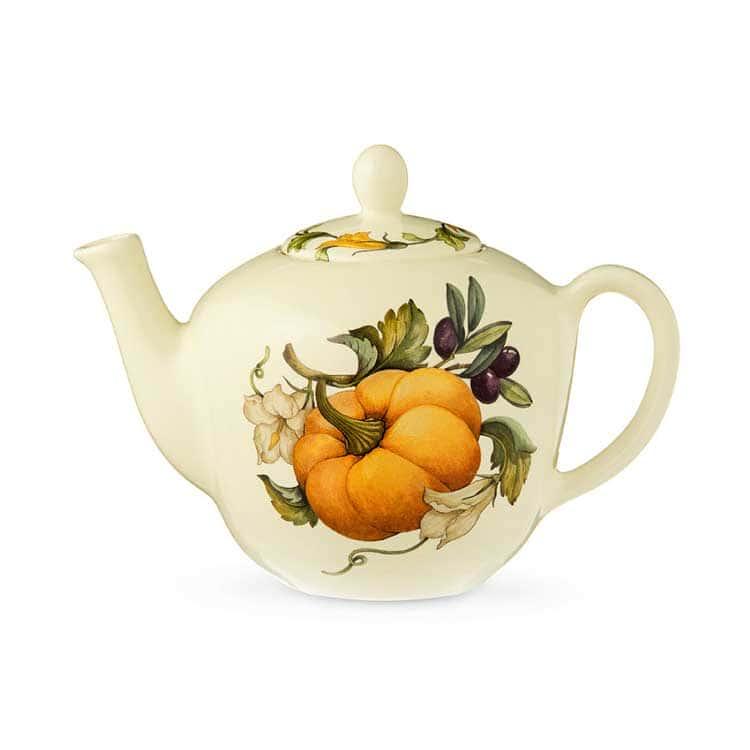 Чайник с крышкой Тыква Nuova Cer 1л