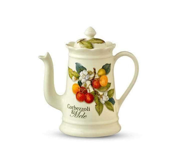 Чайник с крышкой Груша Nuova Cer 0,9л
