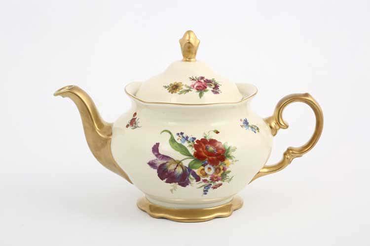 Чайник Слоновая кость Sterne porcelan