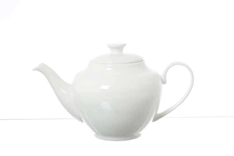 Чайник белый Royal Classics 1 л