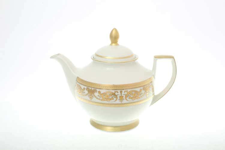 Чайник Constanza Cream Imperial Gold Falken