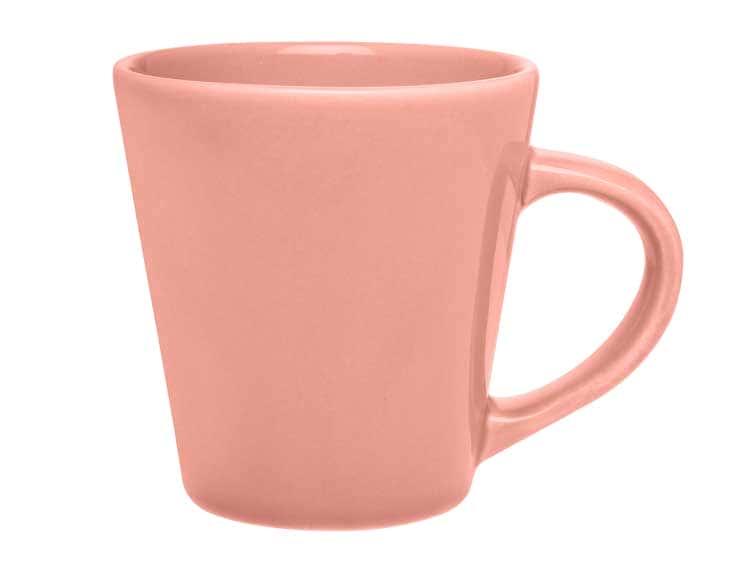 Кружка для чая Oxford персиковый 250 мл