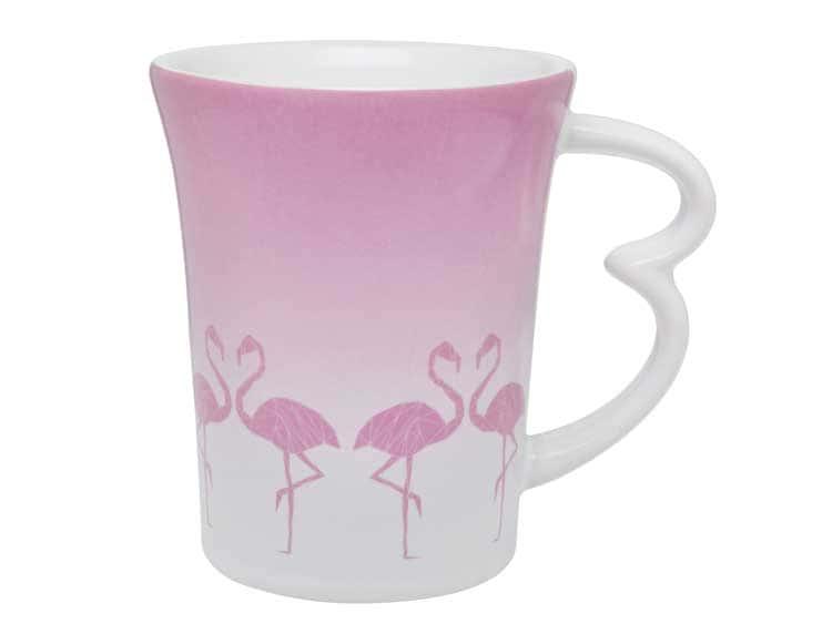 Кружка для чая Oxford фламинго 330 мл