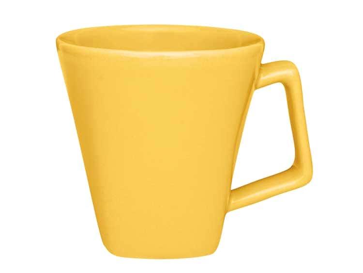 Кружка для чая Oxford желтый 350 мл