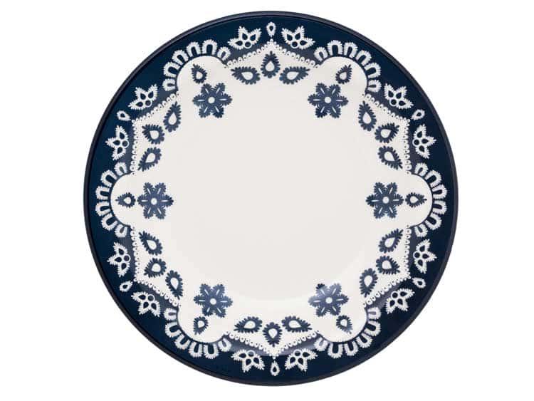 Набор глубоких тарелок Oxford кантри 22 см (6 шт)