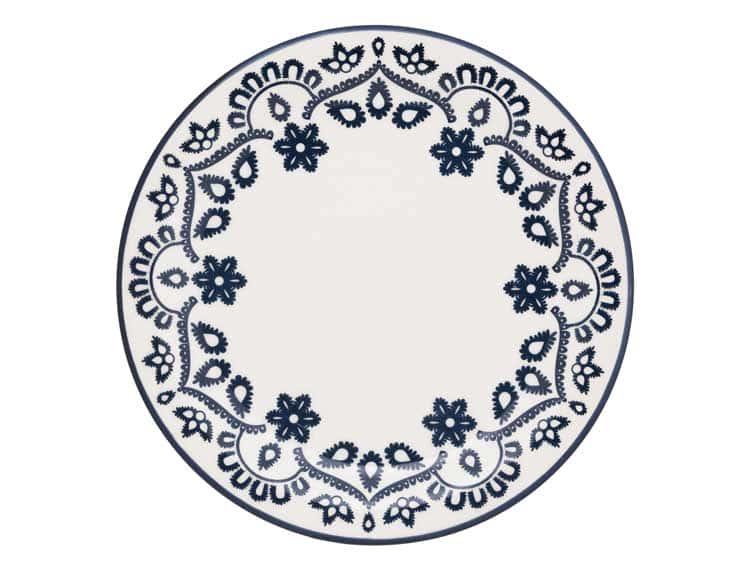 Набор тарелок Oxford кантри 20 см (6 шт)
