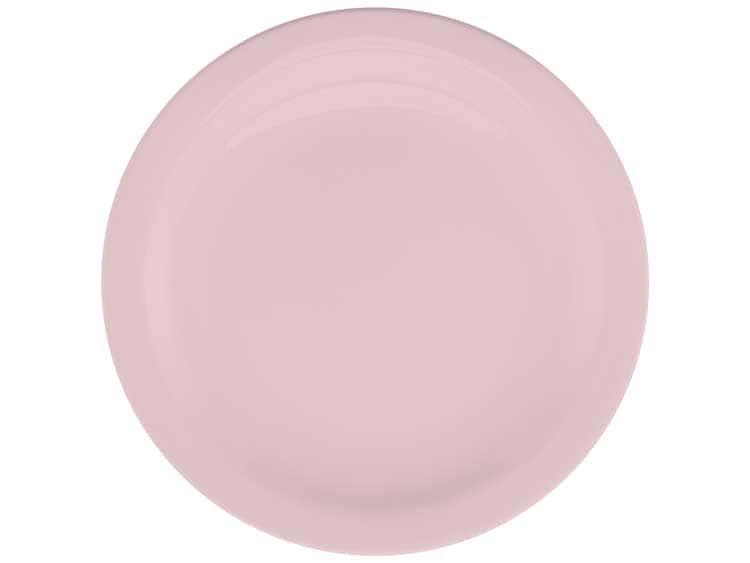 Набор тарелок Oxford розовый 26 см (6 шт)