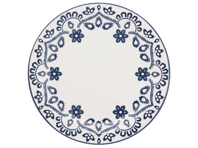 Набор тарелок Oxford кантри 26 см (6 шт)