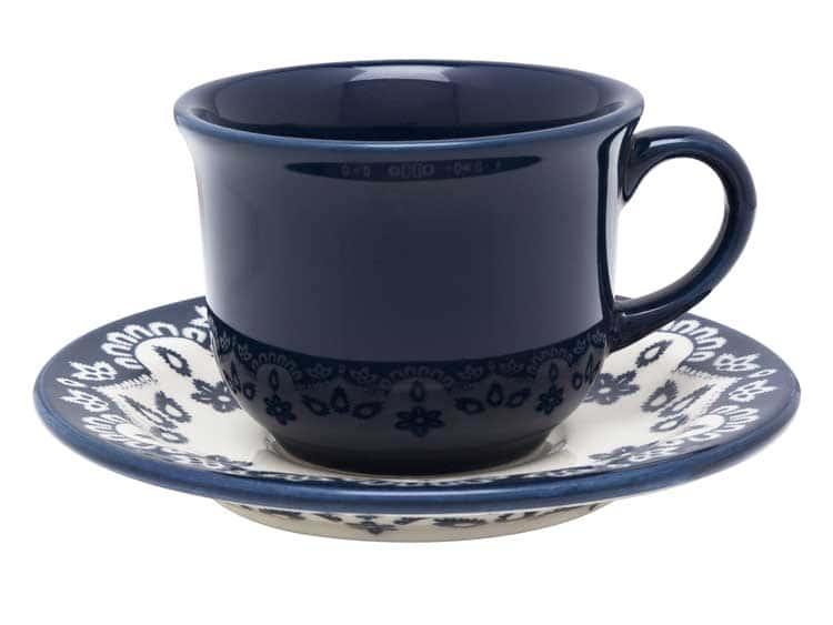 Чайный набор Oxford кантри 12 предметов (6 чашек + 6 блюдец) 200 мл