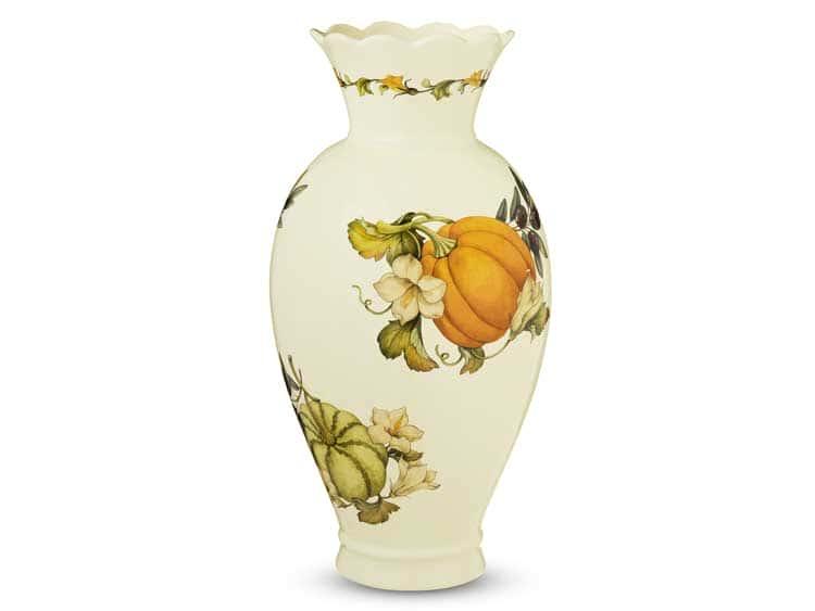 Ваза для цветов Тыква Nuova Cer 37 см