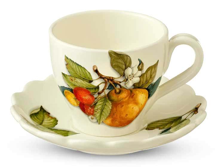 Набор Груша Nuova Cer чашка с блюдцем 2 предмета