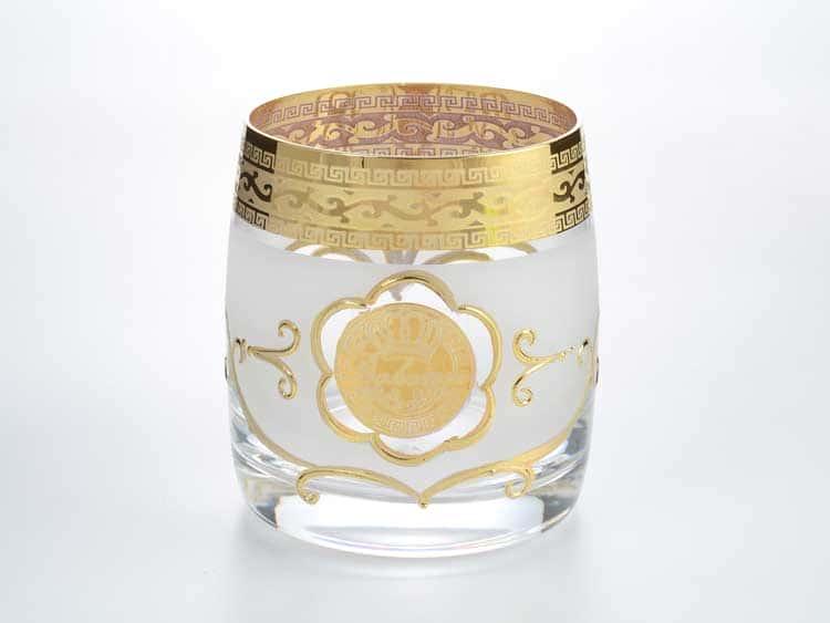 Набор стаканов для виски Богемия AS Crystal 290 мл