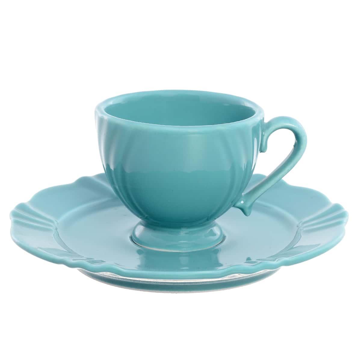Кофейная пара Oxford чашка + блюдце 75 мл