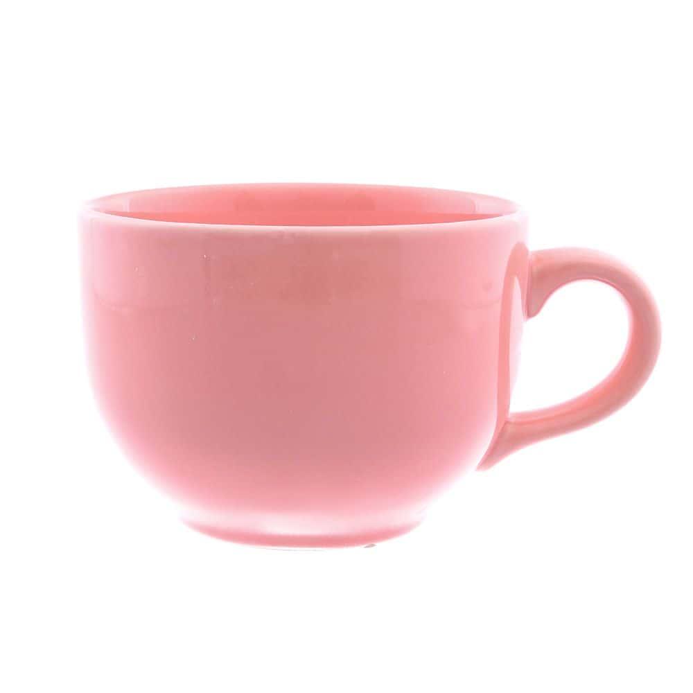 Кружка Oxford 740 мл розовая