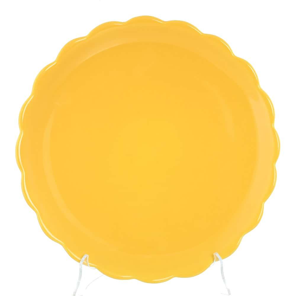 Блюдо круглое 32,5см Caroline Artigianato (2шт)
