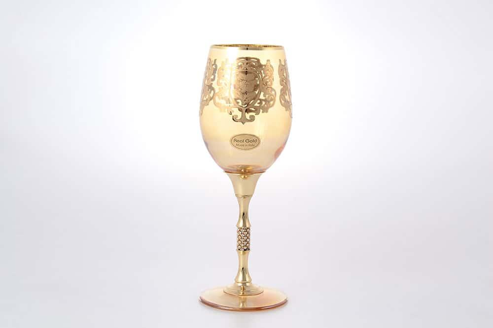 Набор бокалов для вина Art Decor Liric