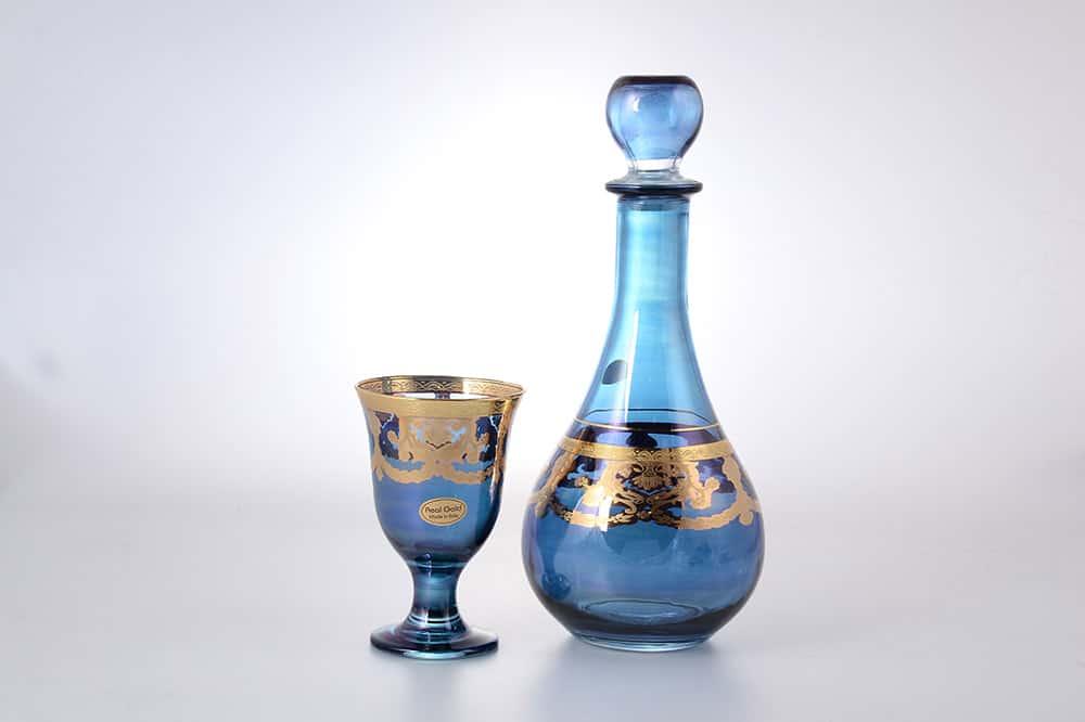 Набор для воды Art Decor синий 7 предметов