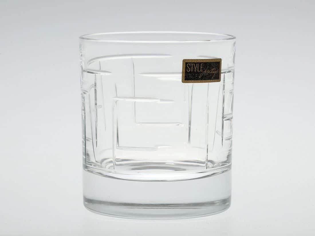 Набор стаканов для виски 290 мл LABIRINTH RCR STYLE PRESTIGE