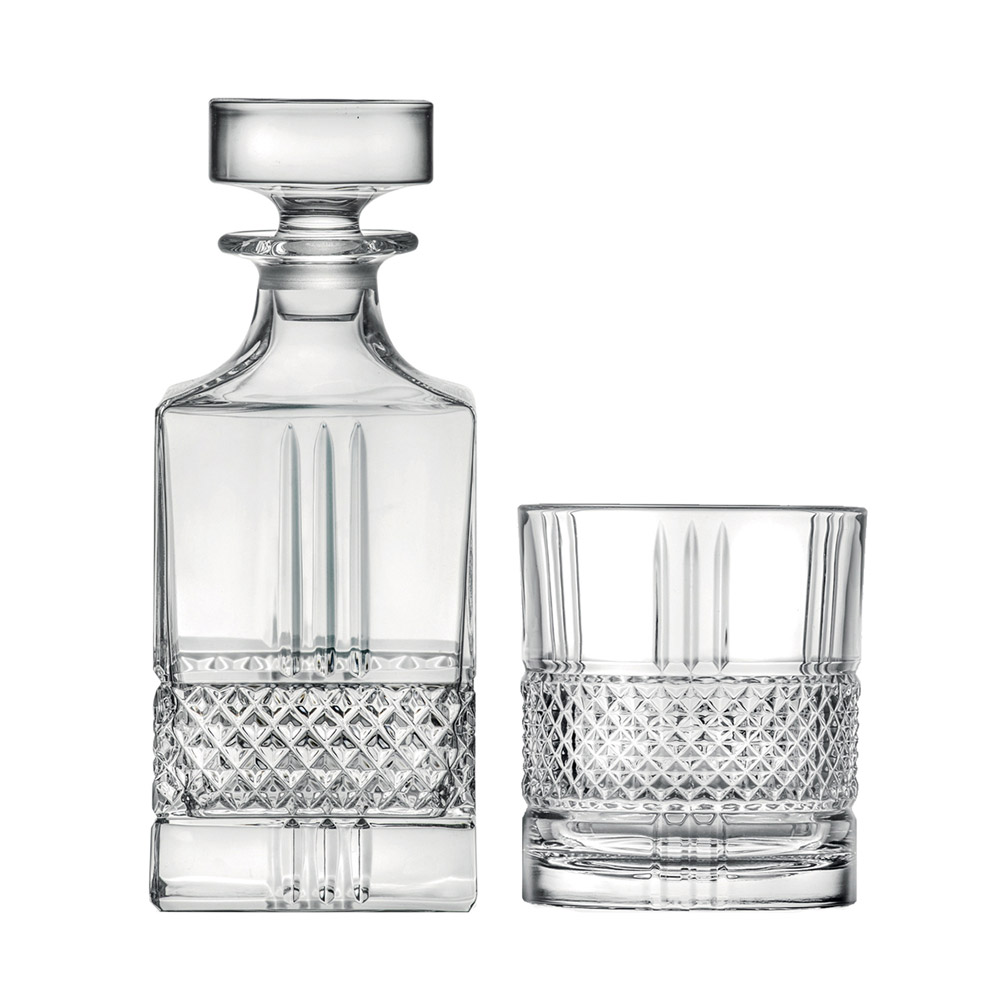 Набор для виски Brillante RCR 7 предметов