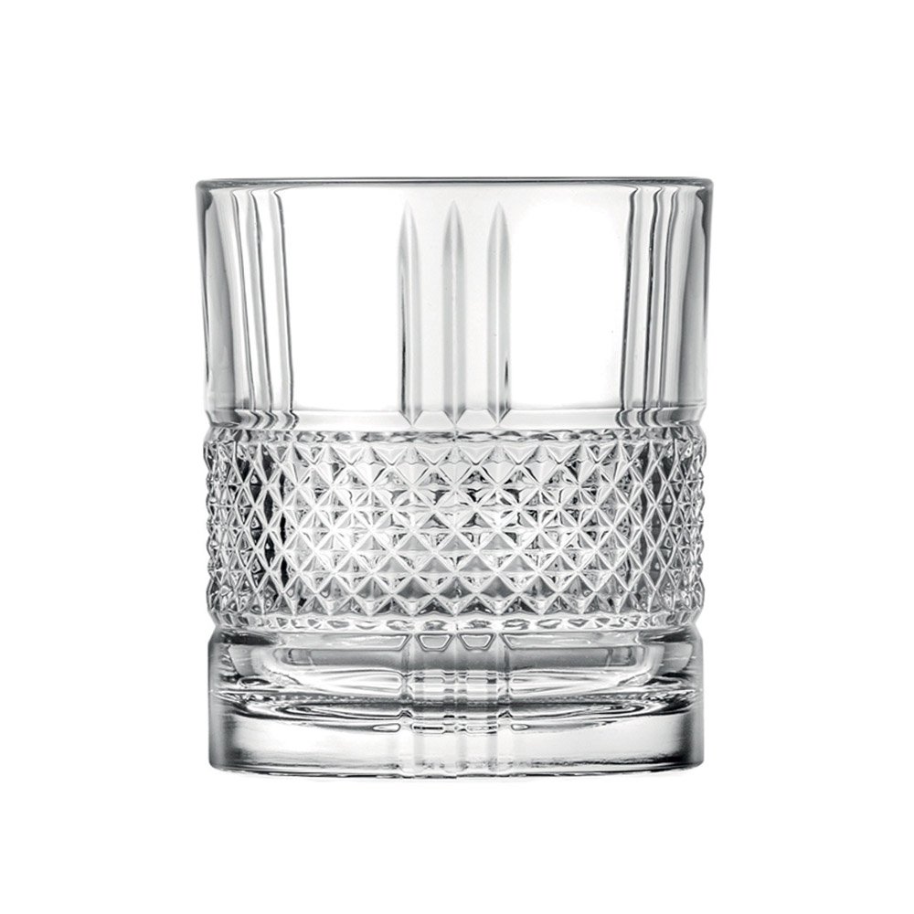 Набор стаканов для воды 300 мл Brillante RCR (6 шт)