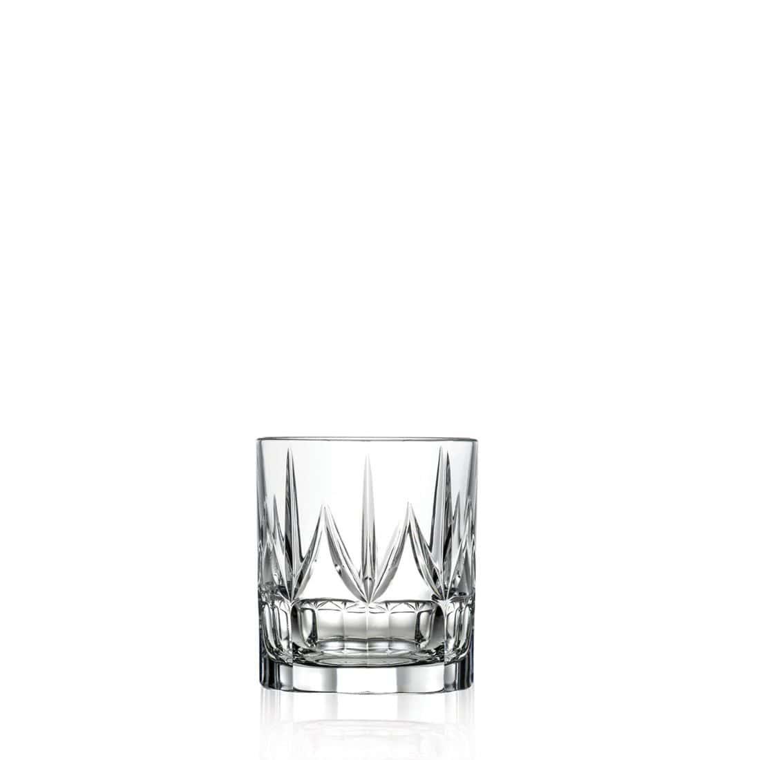 Набор стаканов для виски 430 мл CHIC RCR STYLE PRESTIGE