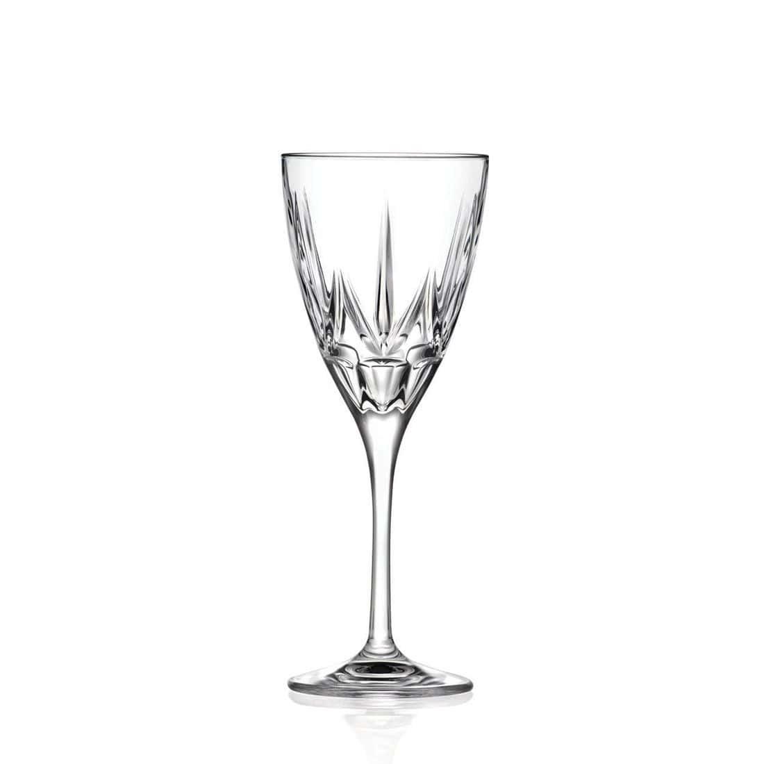 Набор фужеров для вина 280 мл Chic RCR
