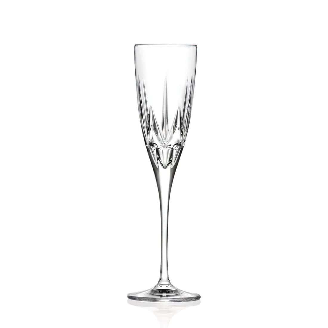 Набор фужеров для шампанского 150 мл Chic RCR