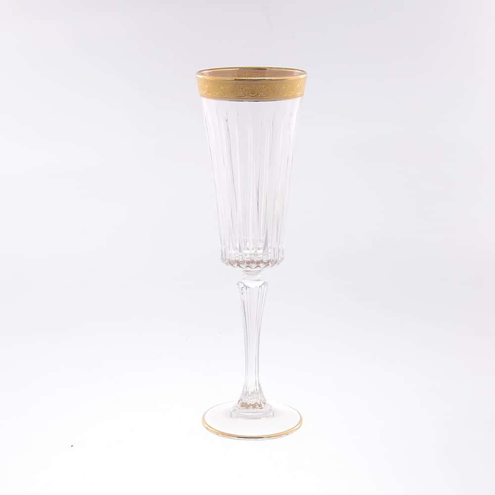 Набор фужеров для шампанского 210 мл RCR Timeless