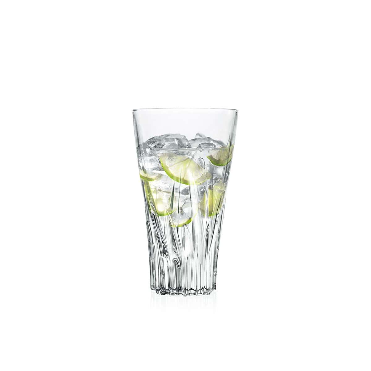 Набор стаканов для воды 400 мл MIXOLOGY RCR (6 шт)