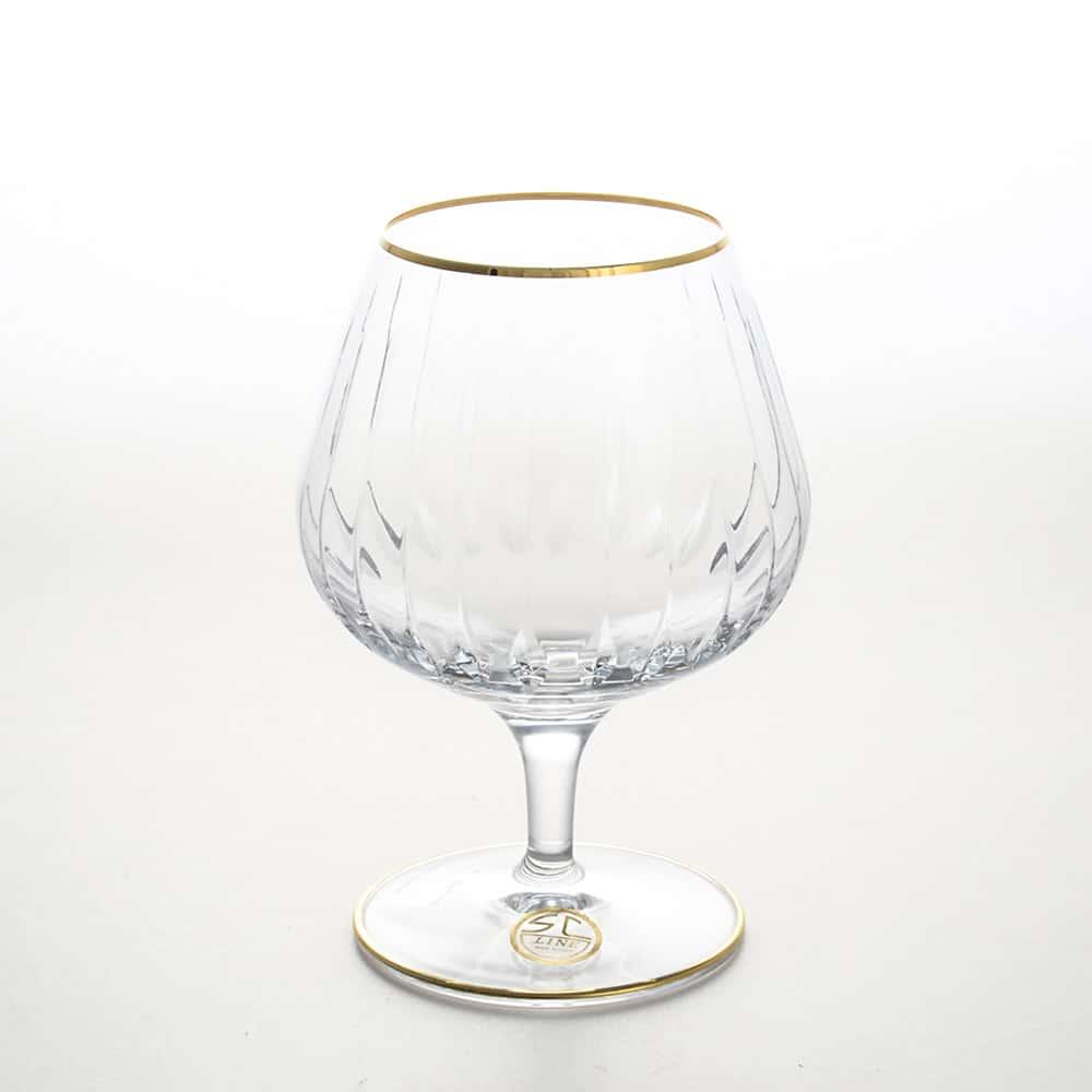 Набор бокалов для коньяка 300 мл Флоренция Same Decorazione