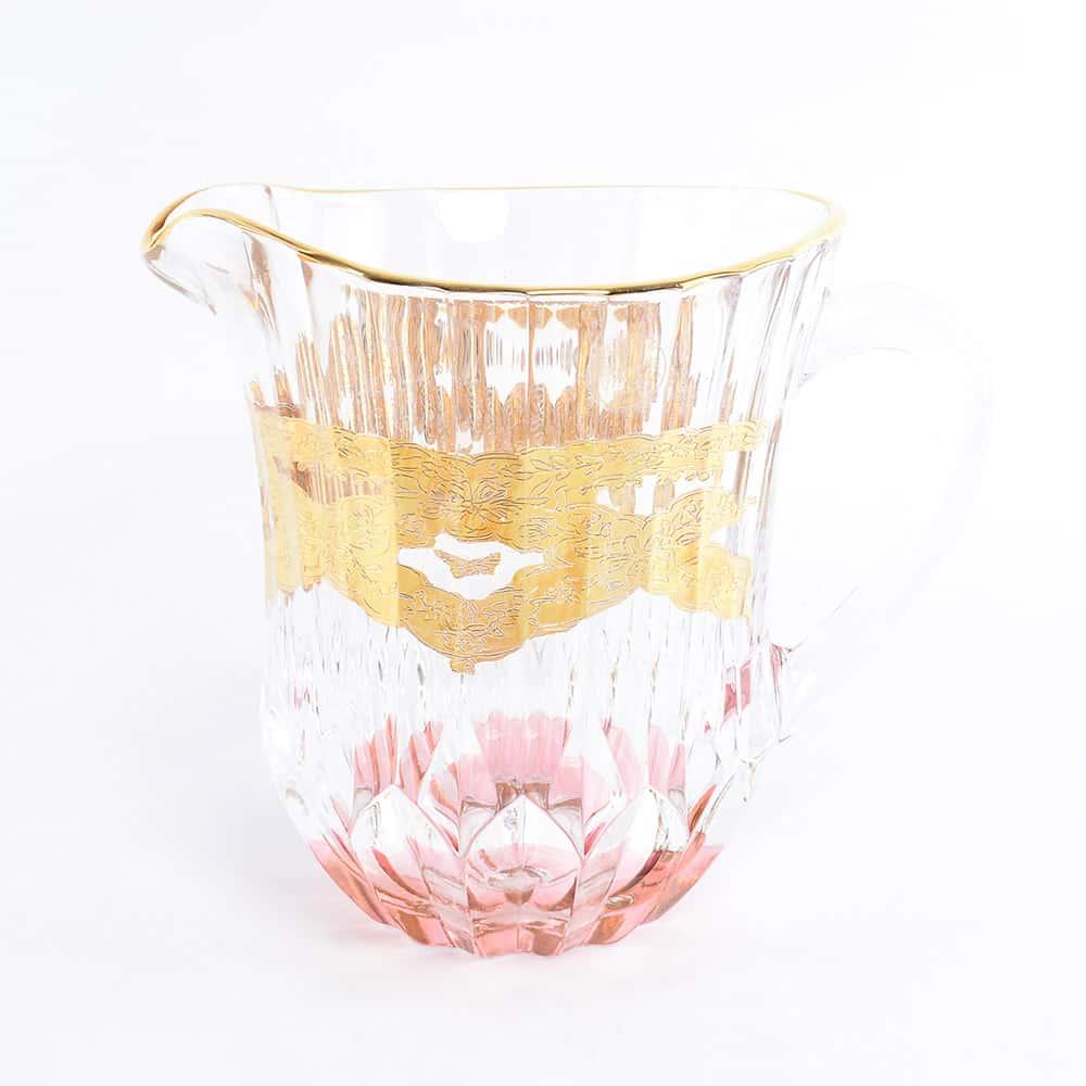 Кувшин 1,2 л TIMON розовый