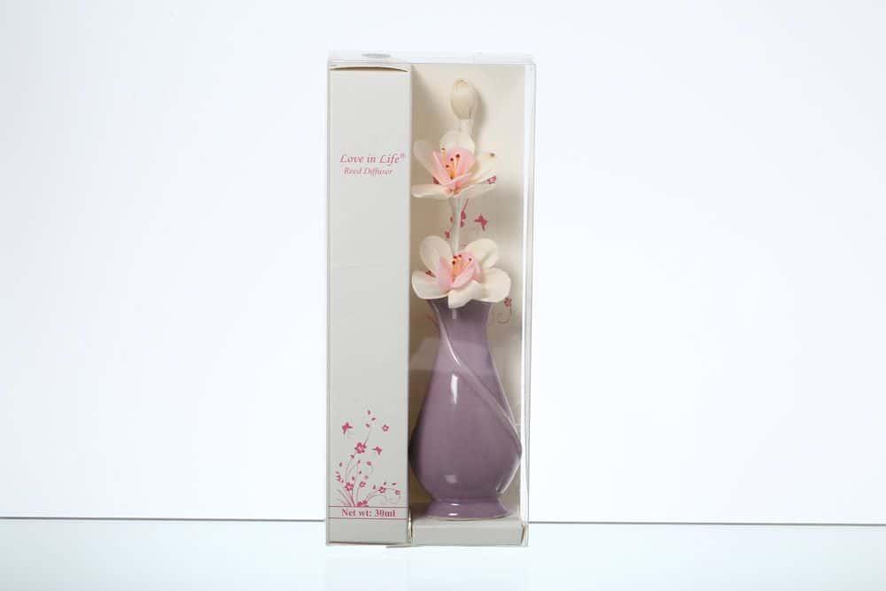 Ваза для цветов Royal Classics фиолетовая 35500