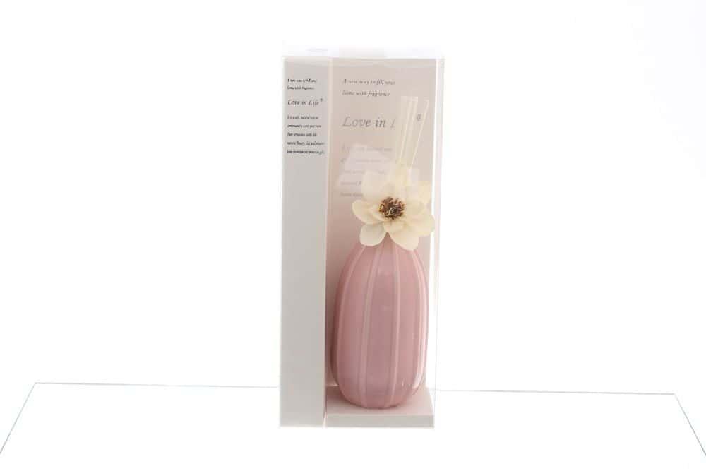 Ваза для цветов Royal Classics розовая 35503