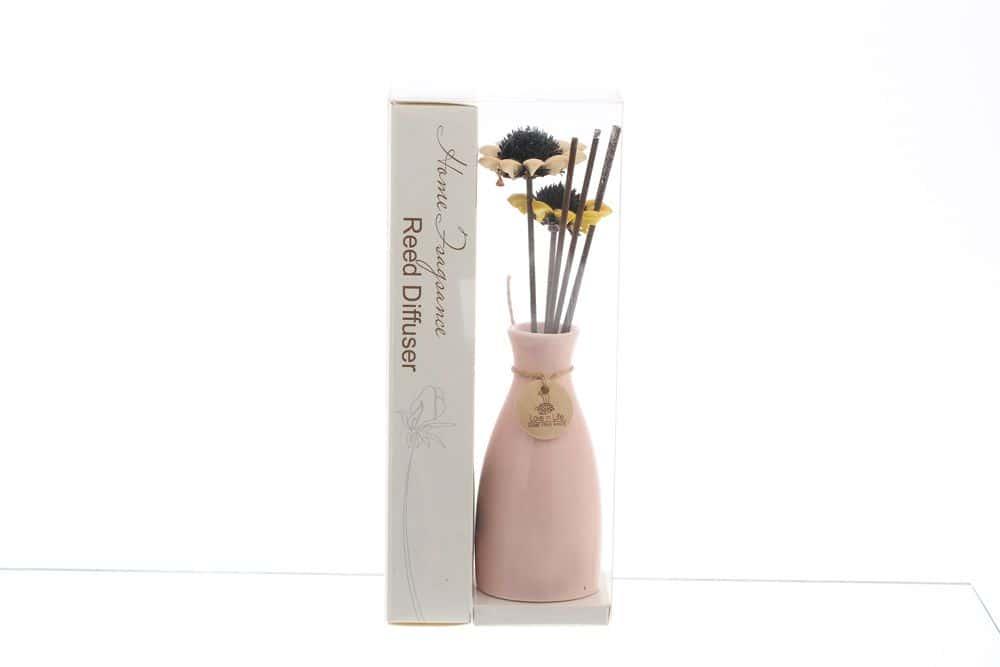 Ваза для цветов Royal Classics розовая 35475
