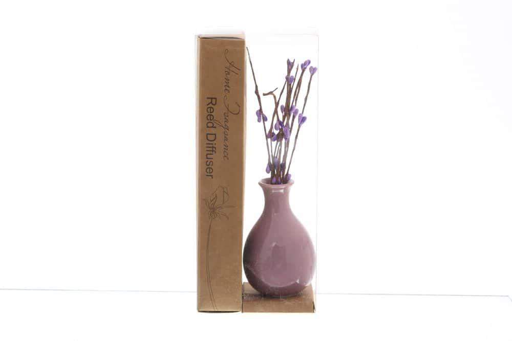 Ваза для цветов Royal Classics фиолетовая 35507
