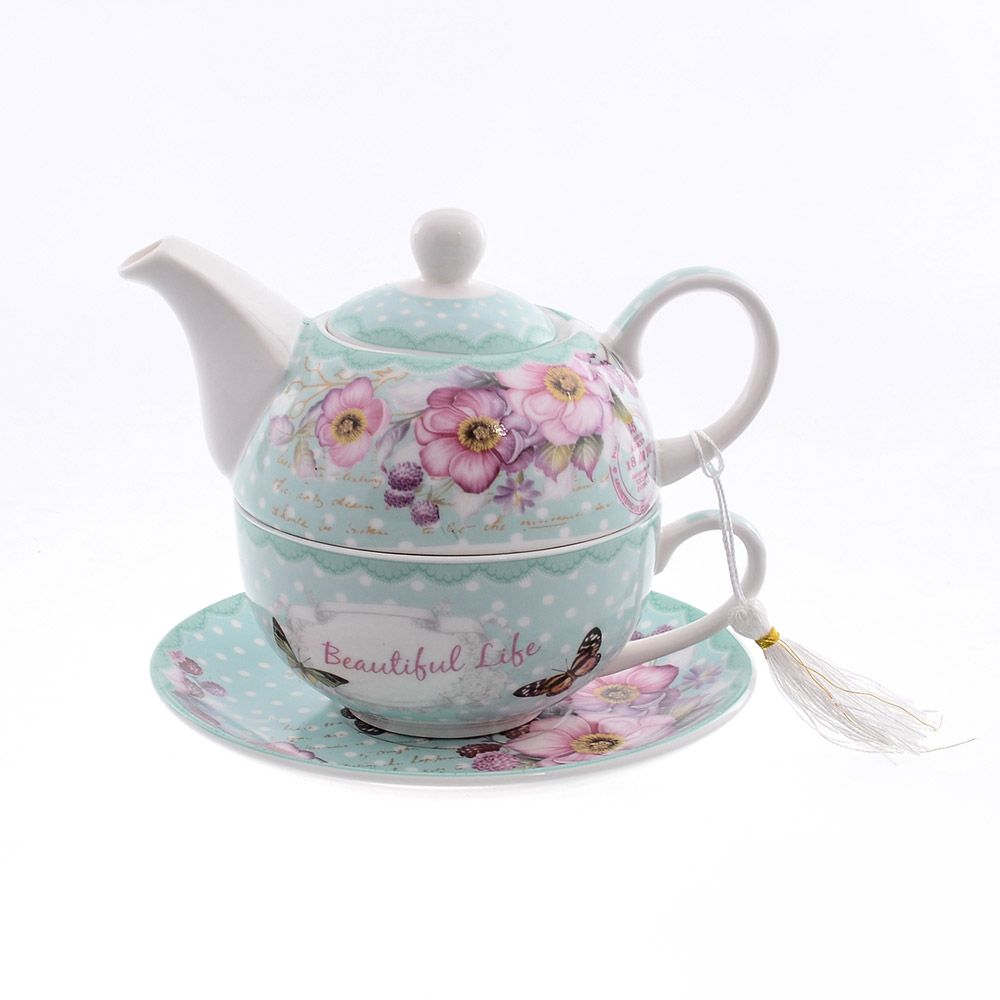 Набор чайный Beautiful life Royal Classics