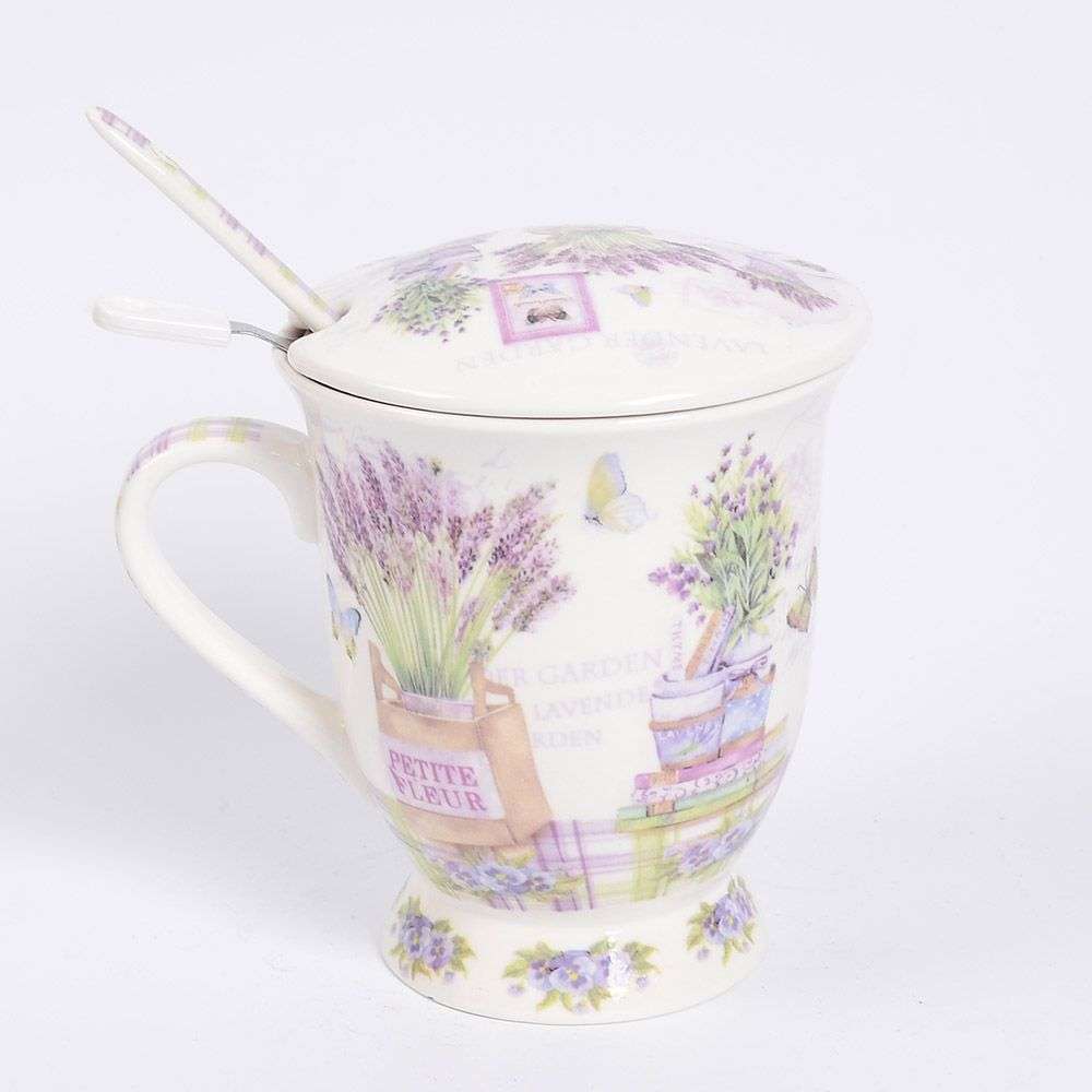 Набор для чая Petite Fleur Royal Classics 4 предмета
