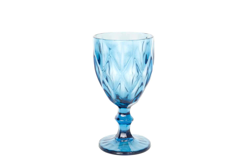 Набор бокалов для вина Royal Classics синий 6 шт.