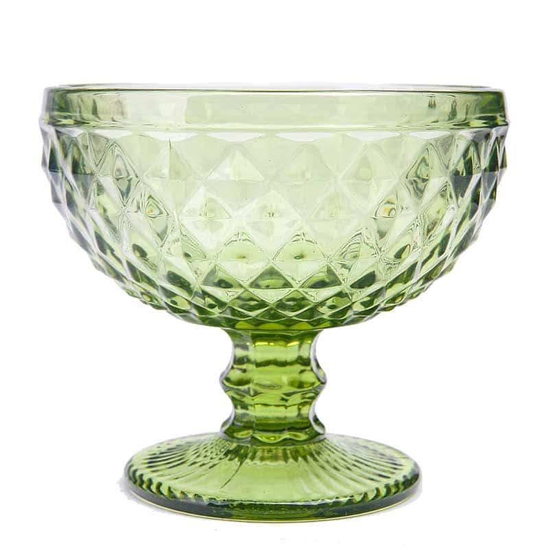 Набор креманок зеленый Royal Classics 6 шт