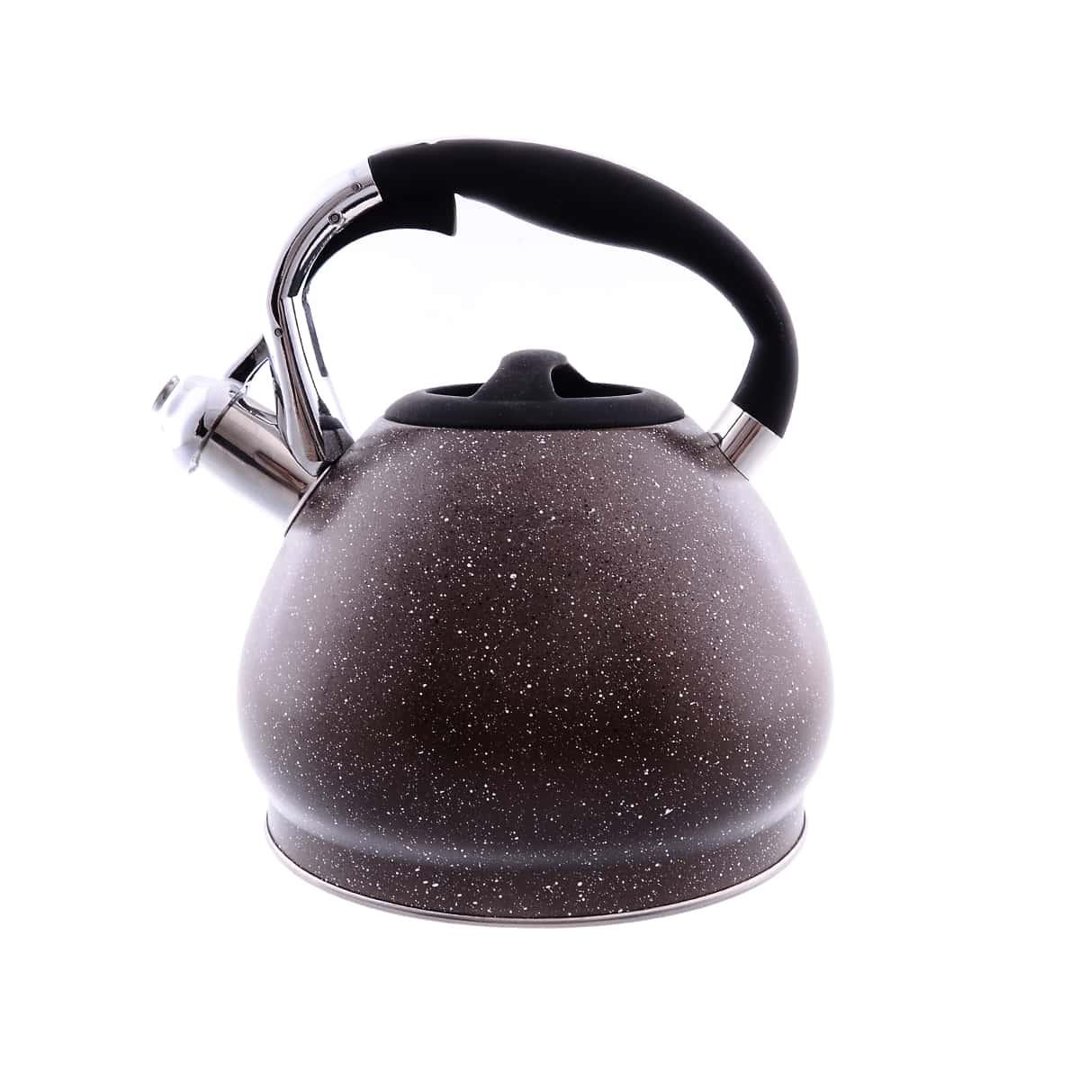 Чайник со свистком Royal Classics коричневый