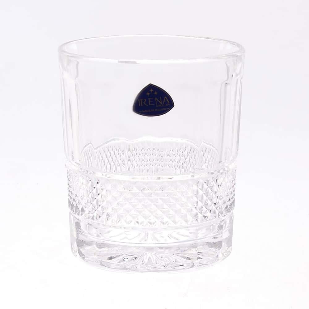 Набор стаканов для виски 320 мл Irena Holding 4 шт.