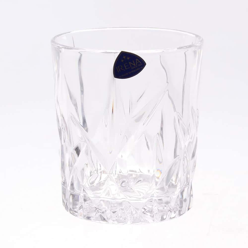 Набор стаканов для виски 320 мл Irena Holding 4 шт. 40532