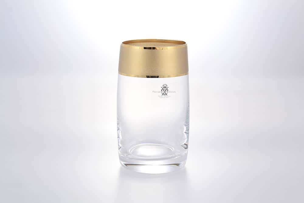 Набор стаканов 380 мл Матовая полоса AS Crystal