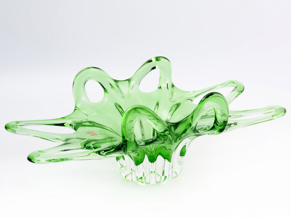 Фруктовница 45 см Egermann зеленая