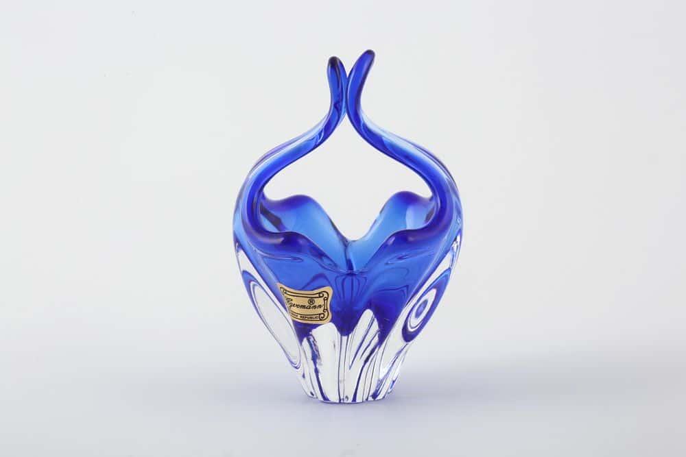 Корзинка 11 см Egermann синяя