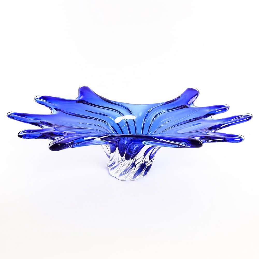 Фруктовница 50 см Egermann синяя