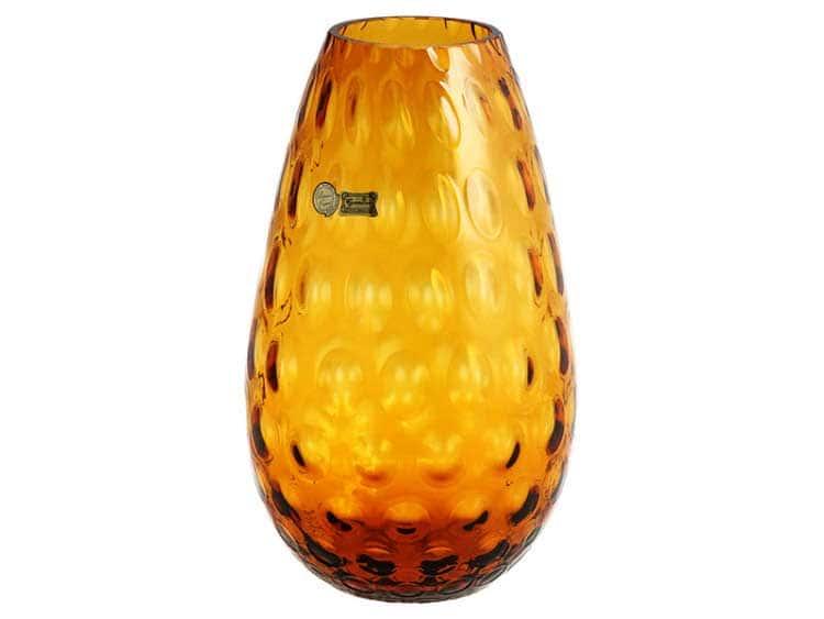 Ваза для цветов 32 см Egermann амбре 36063