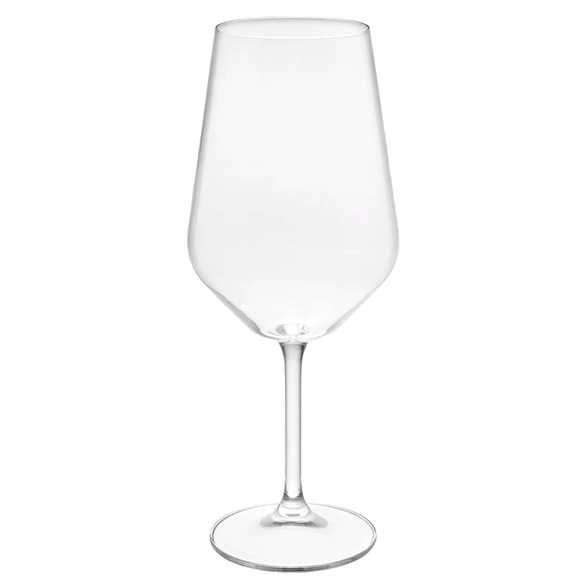 Набор бокалов для вина Crystalite Bohemia 650 мл(6 шт)