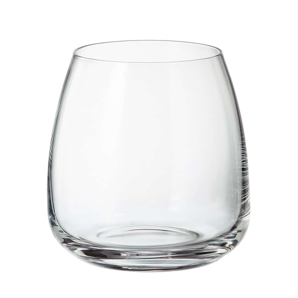 Стакан для виски Anser/Alizee Crystalite Bohemia 400 мл(1 шт)